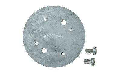 protective plate pointspeed regulation 5, 4/2, Ø64, 15/30kW