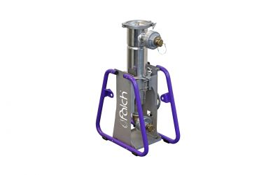 filter unit 200, 10 bar, 40° C, 200 l/min