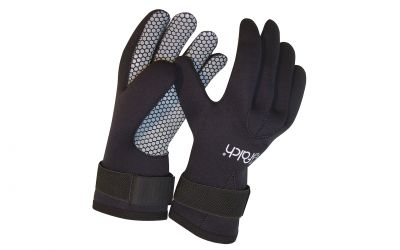 gloves for jetting works, size L (9), water absorbing neoprene