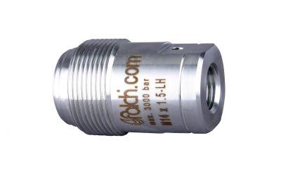 connector pointspeed regulation 30, M14-lh inner thread