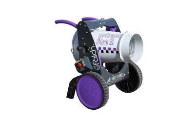 wheel fan 2 5400-330-e-a, 5400 mü/h, 2,2 kW, 230 V/50 Hz/16 A