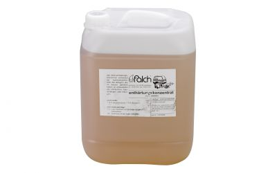 water softener concentrate 10 l