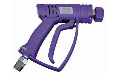 high pressure gun 5, 500 bar, 155 °C, M22 outer thread x M22 inner thread