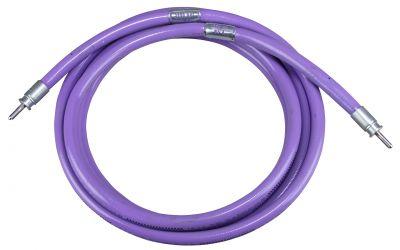 """high pressure hose nonstop 30 ph, 3000bar, 70 °C, DN8, 9/16""""unf-lh outer thread x"""