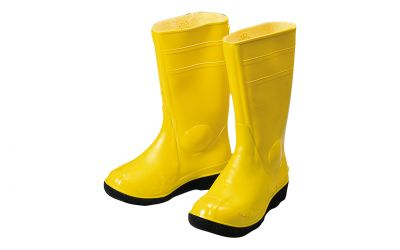 boots 8 with special steel protection for high pressure jetting, S5, eu 42 / uk 8