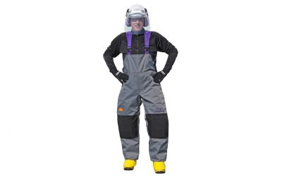protection trousers tex 30, incl. kneepad protection level 20/30, CE 89/686/EEC size
