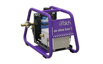 airbox 1 with 2/2 way circuit for compressed air-driven tools