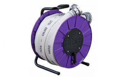 hose reel incl. 20m C/52 water hose