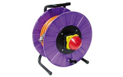 cable reel emergency stop incl. 100m cable