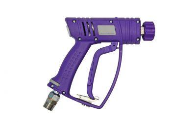 high pressure gun 5, 500 bar, 155 °C, M22 outer thread x M22 inner thread, safety plus