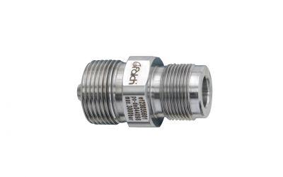 double nipple 3000 bar, M30 outer thread x quicklock