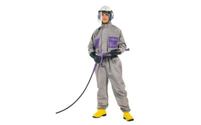 protective suit tex 1, size M (corresponds to size 46/48)