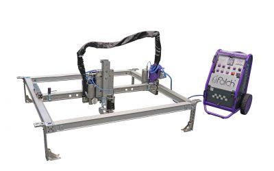 frame rob 250 30-2000-e 2mx2m