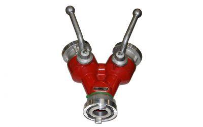 distributor C/CC with ball taps