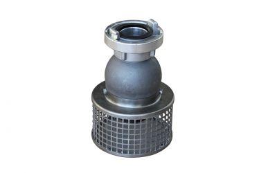 suction basket C/52 with non-return valve