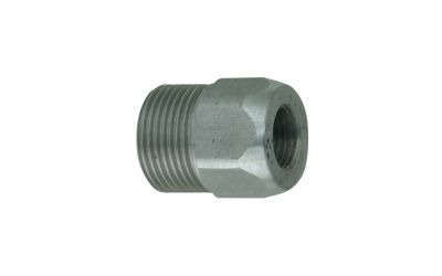 "reduction 500 bar, 1/4""inner thread x M22 outer thread"