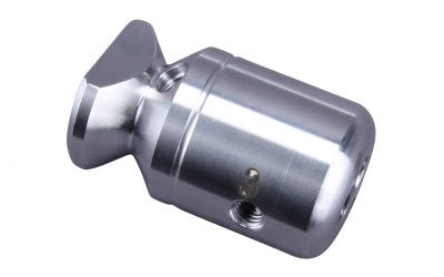 nozzle holder drainspeed 30, 6/2 x-jet, 3000 bar, 125kW, self drive, without nozzles style