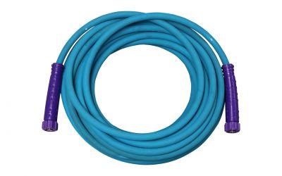 high pressure hose nonstop 5, 500 bar, 155 °C, DN10, M22 inner thread x M22 inner thread,