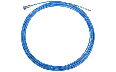 """pipe cleaning hose drainstop 30, 3000 bar, 70 °C, 3/8""""unf-lh outer thread x 3/8""""unf-lh"""