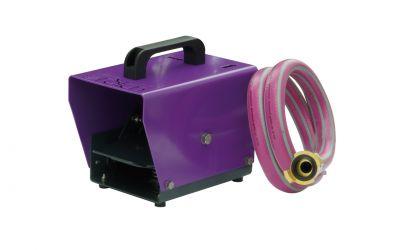 foot operated valve 3000 bar, 70 °C, M26 inner thread x M26 inner thread dump gun,
