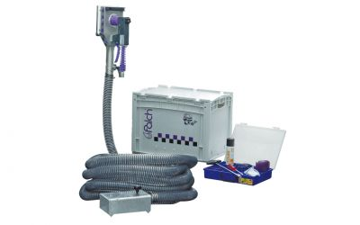 wall cleaner twister 5 100 vp 500 bar, 80 °C, 2/1 nozzle size 055, 2x016 style 16,