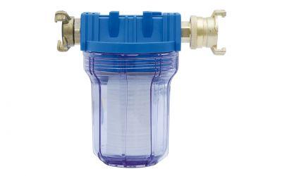 filter unit 15, 10 bar, 40 °C, 15 l/min