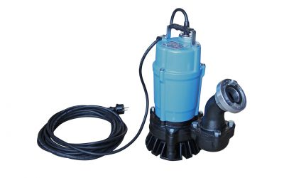 P230 water pump, 2 bar,  max 20 m height, max 230 l/min, 230 V, 50 Hz