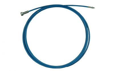 """pipe cleaning hose drainstop 10, 1000 bar, 60 °C, M24 inner thread dkos x 1/4"""" outer"""