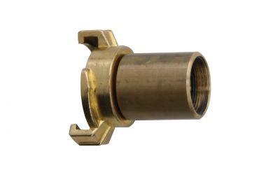 adaptor freeze protection 20 bar, M24 inner thread/M26 inner thread/M36 inner thread x